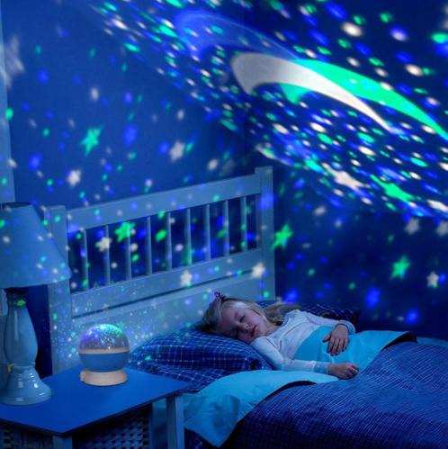 Miért ne használj éjjeli fényt a gyerekszobában?